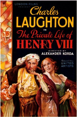 The Private Life of Henry VIII. 580x878