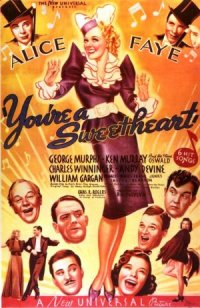 You're a Sweetheart poster
