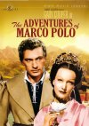 The Adventures of Marco Polo Cover
