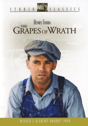 The Grapes of Wrath 701x1000