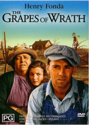 The Grapes of Wrath 711x1000