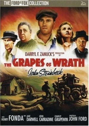 The Grapes of Wrath 351x500