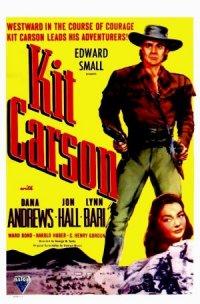 Les aventures de Kit Carson poster