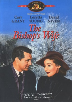 The Bishop's Wife Dvd cover