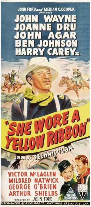 She Wore a Yellow Ribbon 1230x2790