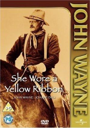 She Wore a Yellow Ribbon 351x500
