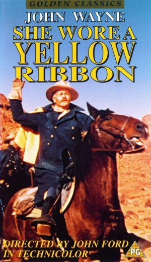 She Wore a Yellow Ribbon 558x968