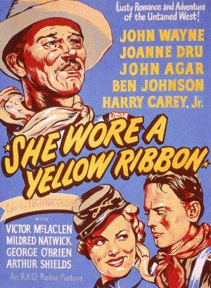 She Wore a Yellow Ribbon 1040x1417