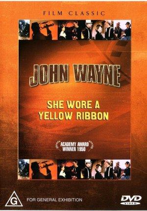 She Wore a Yellow Ribbon 696x1000