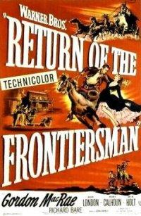 Return of the Frontiersman poster