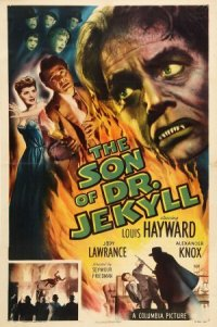 The Son of Dr. Jekyll poster