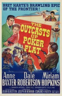 The Outcasts of Poker Flat poster