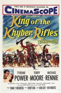 King of the Khyber Rifles poster