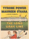 The Long Gray Line Poster