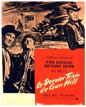 Last Train from Gun Hill 492x610
