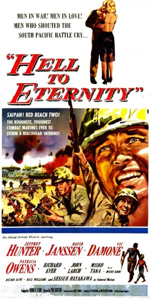Hell to Eternity Poster