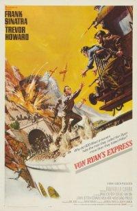 Ekspres Von Ryana poster