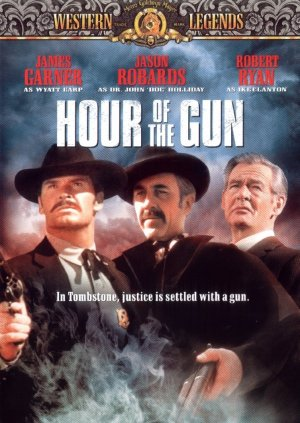 Hour of the Gun Dvd cover