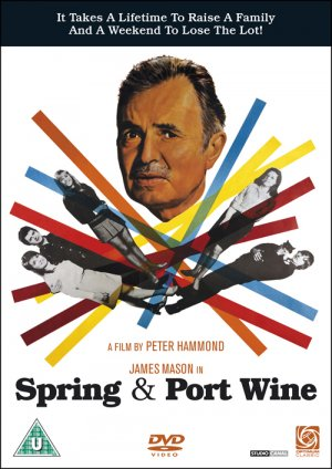 Spring and Port Wine Cover