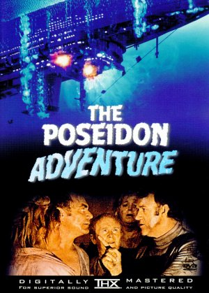 The Poseidon Adventure Dvd cover
