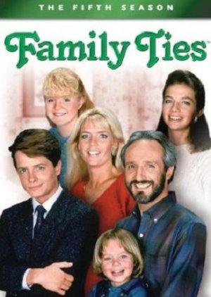 Family Ties 324x456
