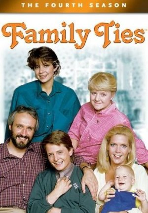 Family Ties 345x497