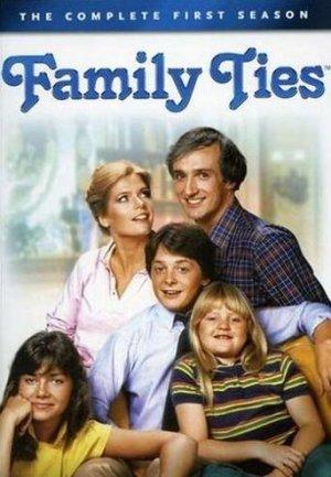 Family Ties 342x494