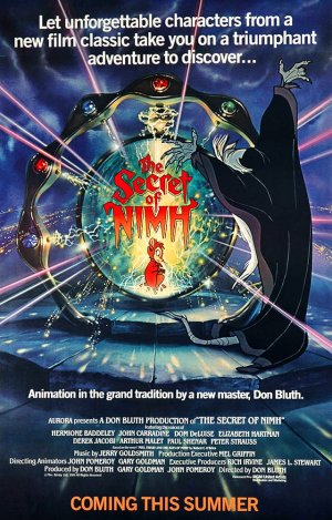The Secret of NIMH movies