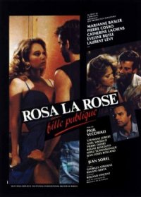Rosa la rose, fille publique poster