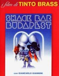 Snack Bar Budapest poster