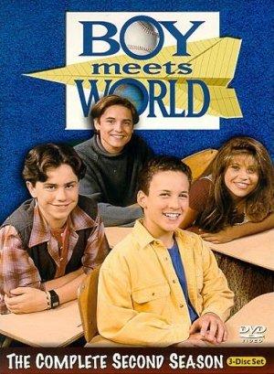 Boy Meets World 376x513