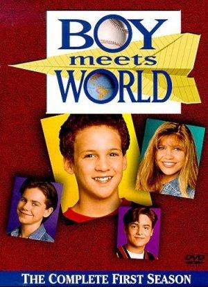 Boy Meets World 375x519