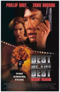 Best of the Best 4: Without Warning poster