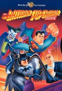 The Batman Superman Movie: World's Finest poster