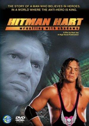 Hitman Hart: Wrestling with Shadows 335x475