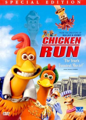 Chicken Run 570x800