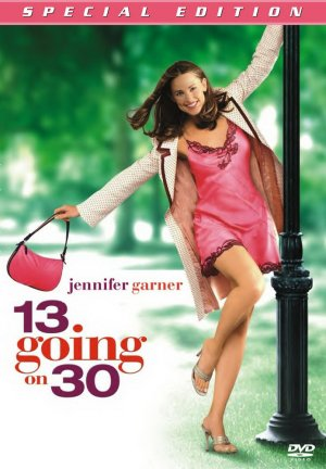 13 Going On 30 Cover