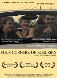 Four Corners of Suburbia poster