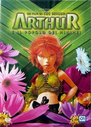 Arthur und die Minimoys 1215x1700