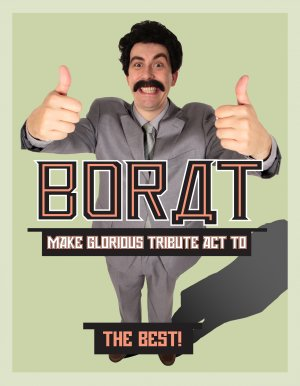 Borat: Cultural Learnings of America for Make Benefit Glorious Nation of Kazakhstan 2441x3144