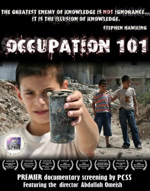 Occupation 101 Cover