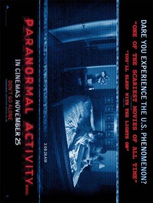 Paranormal Activity 601x800