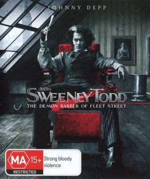 Sweeney Todd: The Demon Barber of Fleet Street Cover