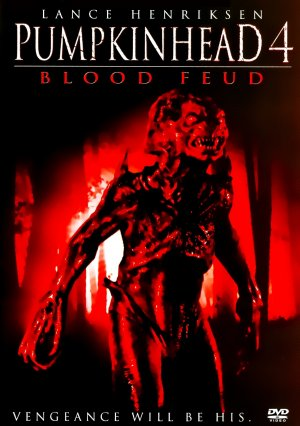 Pumpkinhead: Blood Feud Dvd cover