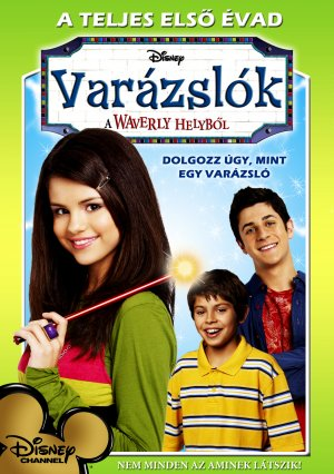 Wizards of Waverly Place 1531x2175
