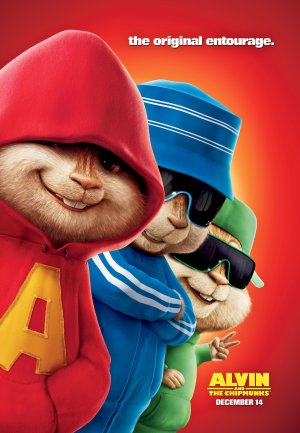 Alvin and the Chipmunks 3464x5000