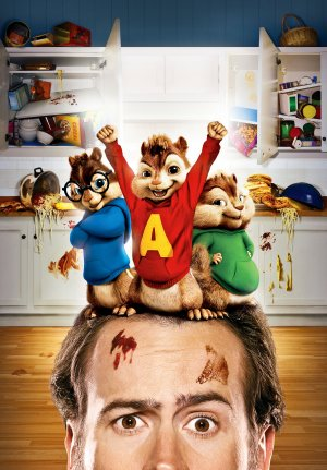 Alvin and the Chipmunks 3481x5000