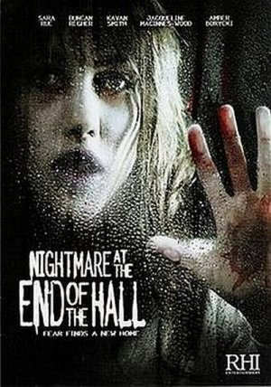 Nightmare at the End of the Hall Poster