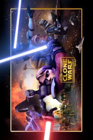 Star Wars: The Clone Wars 2000x3000
