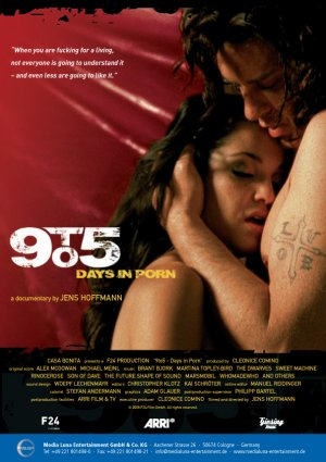 9 to 5: Days in Porn 595x842